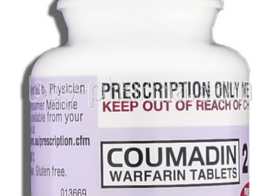 How to Take Coumadin (warfarin)